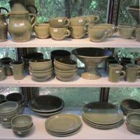 Celadon Glaze - Paul Melser Pottery