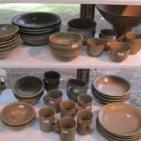 Eggshell Glaze - Paul Melser Pottery