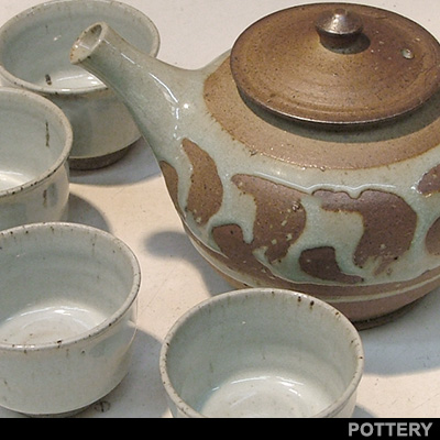 Paul Melser Pottery