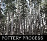Paul Melser Pottery process