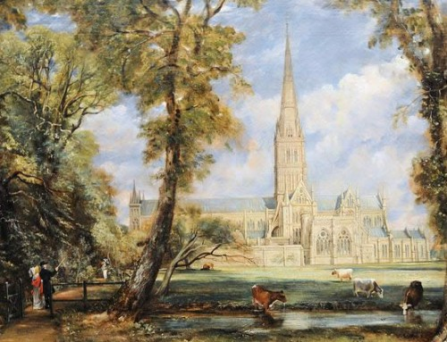 John Constable 1776 – 1837
