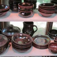 Tenmoku Glaze - Paul Melser Pottery